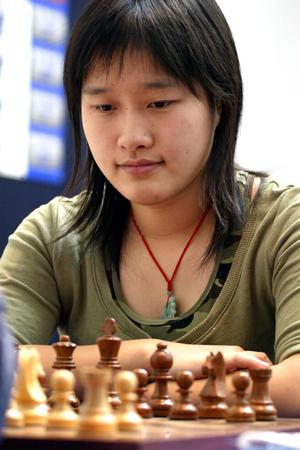 [体育](2)国际象棋�D�D团体世锦赛第二轮:中国女队不敌古巴队