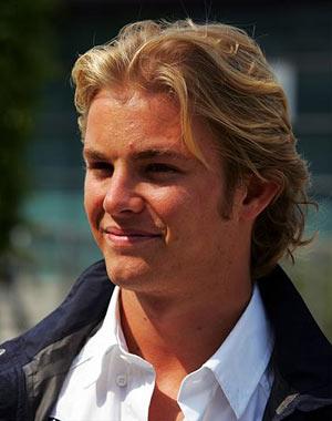 年轻无极限 GP2冠军罗斯伯格正式加盟威廉姆斯