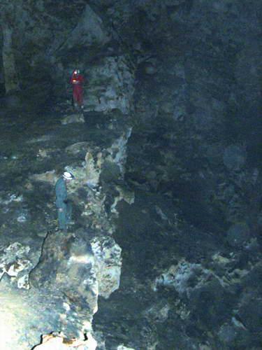 中美联合探测红岩洞照片集(风景篇)
