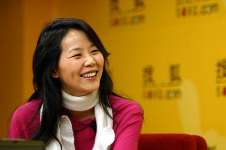 百代中国老总黄伟菁:歌手有人气不一定有市场