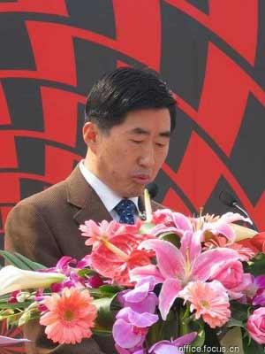 嘉宾:北京市海淀区委副书记彭兴业