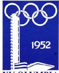1952年第15届奥运会--新中国首次参加奥运会