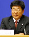国家体育总局宣传司司长 张海峰