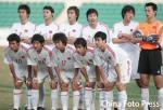 图文:东亚运男足决赛中国vs朝鲜 中国队首发