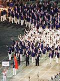 悉尼奥运中国首次进入金牌榜前三名