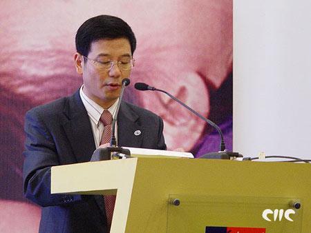 参会嘉宾:中国互联网协会秘书长黄澄清(图)