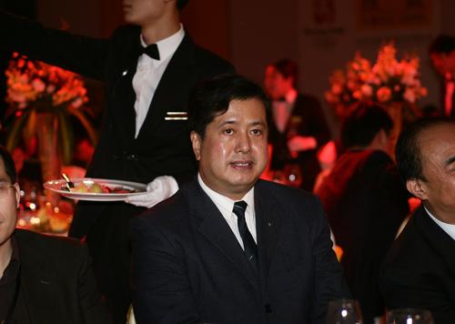 参会嘉宾:中央电视台体育中心副主任岑传理(图)
