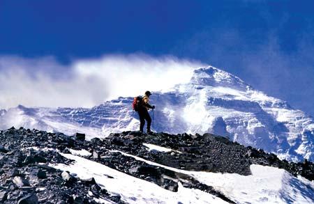 遇险――澳洲最高峰科修斯科峰 2230米