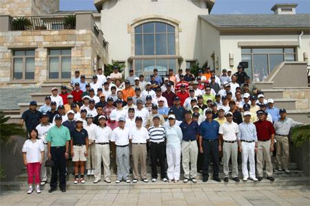 全球通高尔夫俱乐部业余差点赛 上海站圆满收杆