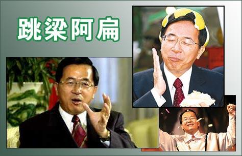 陈水扁台独事件