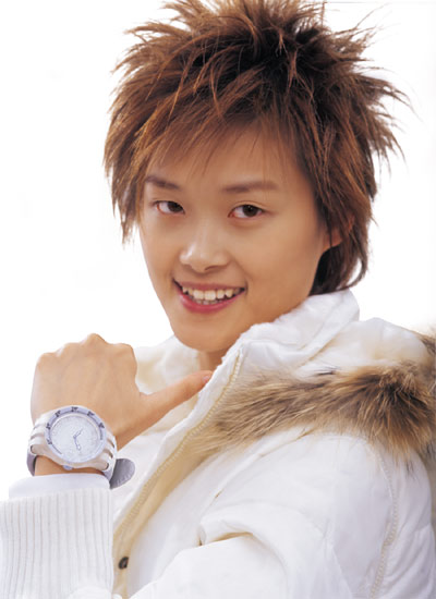 李宇春任腕表品牌Swatch首位中国形象大使(图)