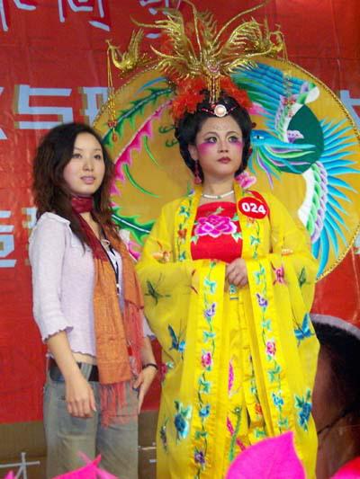 组图:首届中国国际造型师电视大赛-2