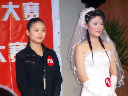 组图:首届中国国际造型师电视大赛-3