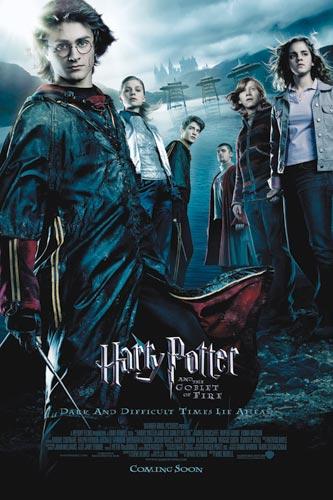 《哈利4》精彩海报