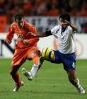 图文:意大利客场3比1胜荷兰 加图索斗范德瓦特
