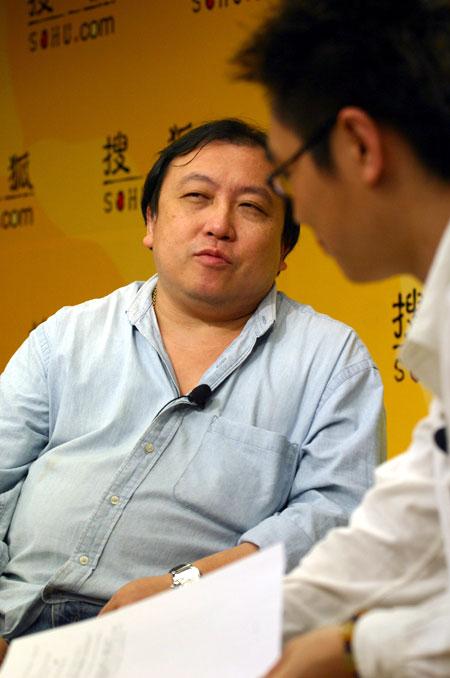 王晶做客谈舒淇获奖:她五年后可能赶上张曼玉
