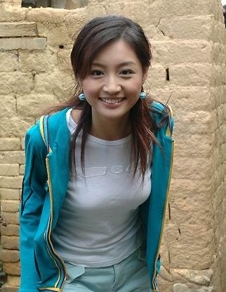 广州一线美女主播的写真
