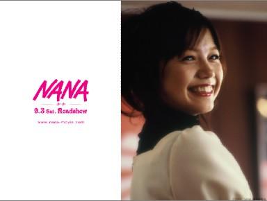 资料:电影《NANA》人物介绍-小松奈奈