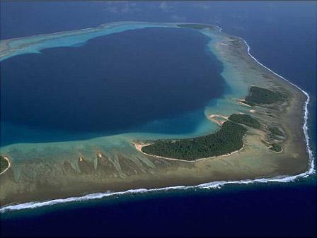 中国最美的十大海岛(图)