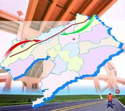 辽宁第二条进京高速路开工 2008年之前建成通车
