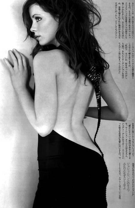 性感女妖凯特-贝金塞尔写真