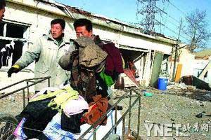 吉林石化爆炸大疏散 一场百姓帮助百姓的自救