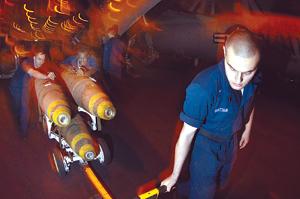 美军承认在2004年费卢杰之战中使用白磷弹(图)