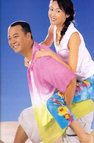 """TVB明星""""情侣""""照"""