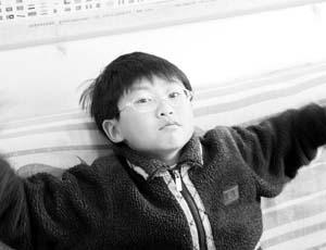 沈阳小孩11岁+英语词量8000个(图)