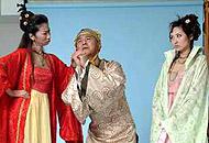 贺岁舞台剧《麻花3》