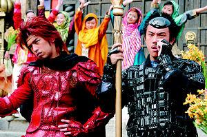 《情癫大圣》如何超越 唐僧成了剧中的万人迷