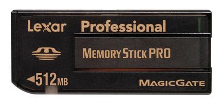 12MB每秒,Lexar推出新款高速记忆棒