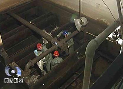哈尔滨动用1400吨活性炭治理水污染 确保供暖