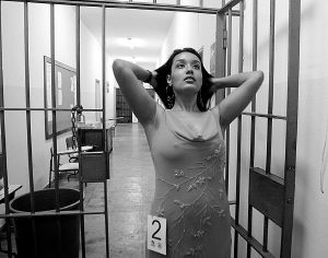 女囚_但如果获胜能够缩短她的刑期,这名25岁的巴西女囚就心满意足了.