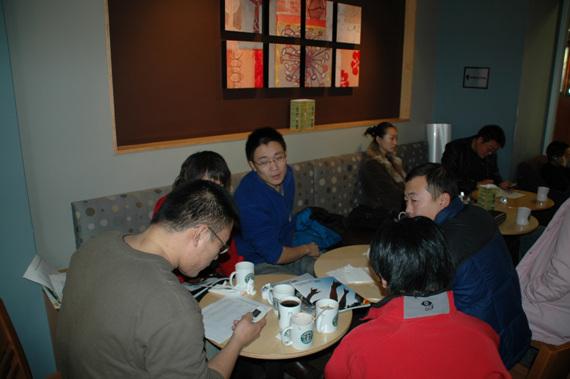 天津第二届攀岩赛赛前会议举行[组图]
