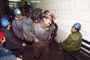 矿难不断的中国