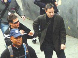 《碟中谍3》转场上海继续开打 阿汤哥徒手搏斗
