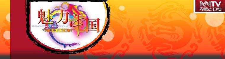 内蒙古卫视《魅力中国》