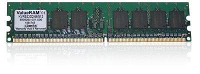"DDR2风云再起 金士顿""金""身不坏"