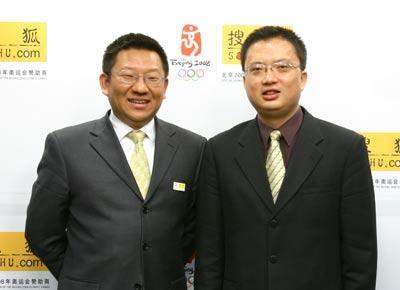 华旗资讯副总侯迅做客谈企业公众形象聊天实录