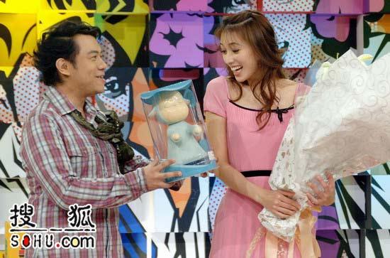 林志玲欢度31岁生日 言承旭祝她身体健康(图)