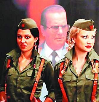 南斯拉夫举行选美大赛 纪念二战女游击队员(图)