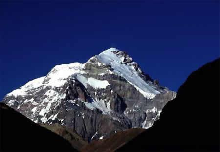 七大洲最高峰:南美洲的阿空加瓜峰