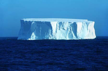 地球的两极:北极点(图)