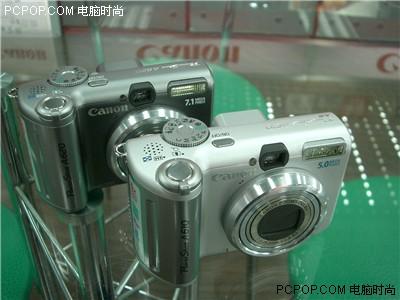 A620与IXUS带头!佳能数码相机全降价