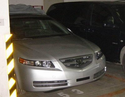 网友投稿:酷似日本本田ACURA的全新轿车
