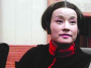 """扮小角色请大导演 刘晓庆""""王昭君""""委曲求全"""