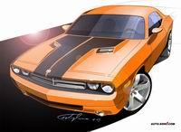 2005Dodge Challenger Concept挑战者归来