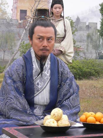 刘德凯再续帝王缘 《王昭君》中扮演汉帝风采