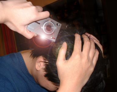 就怕想不到-数码相机的另类用法